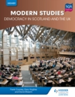 Image for Higher modern studies for CfE.: (Democracy in Scotland and the UK)