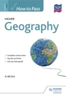 Image for How to pass Higher Geography for CfE