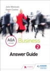 Image for AQA A level business 2 answers