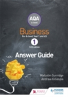 Image for AQA business for A level 1: Answers
