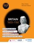 Image for OCR A Level History: Britain 1603-1760