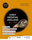 Image for OCR A level history: Early Medieval England, 871-1107