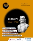 Image for OCR A level history  : Britain 1603-1760