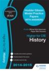 Image for SQA Specimen Paper 2014 Higher for CFE History & Hodder Gibson Model Papers