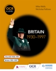Image for OCR A level history: Britain 1930-1997