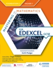 Image for Mastering mathematics for Edexcel GCSE. : Foundation 2, Higher 1