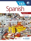 Image for Spanish for the IB MYP 4 & 5  : by concept
