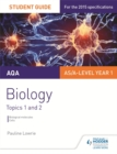 Image for AQA biology1: Student guide