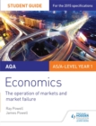 Image for AQA economics: Microeconomics 1