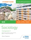 Image for OCR A Level Sociology Student Guide 1: Socialisation, Culture and Identity with Family : 1,