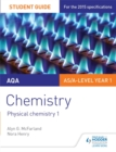 Image for AQA chemistryStudent guide 1,: Physical chemistry