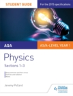 Image for AQA physics1: Student guide