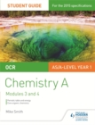 Image for OCR chemistry AStudent guide 2,: Periodic table and energy, core organic chemistry