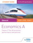 Image for Edexcel economics A.: (Student guide) : Theme 2,
