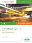 Image for OCR economics: Macroeconomics 1