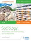Image for OCR sociology student guide.: (Research methods and researching social inequalities) : 2,