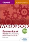 Image for Economics ATheme 2,: The UK economy - performance and policies