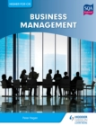 Image for Higher business management for CfE