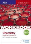 Image for AQA A-level chemistry: Workbook