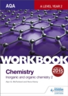 Image for AQA A-level Chemistry: Workbook 4
