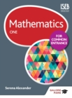 Image for Mathematics for Common Entrance. : One