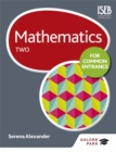 Image for Mathematics for Common EntranceTwo