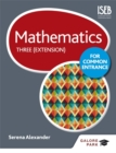 Image for Mathematics for Common EntranceThree (extension)
