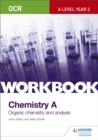 Image for OCR A-level chemistry: Workbook