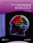 Image for Higher human biology for CfE  : multiple choice and matching