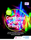 Image for AQA GCSE (9-1) combined science trilogy. : Student book 1