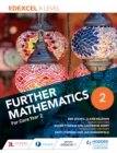 Image for Edexcel A Level Further Mathematics Core Year 2 : Core year 2