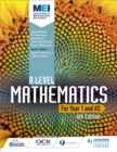 Image for MEI A level mathematicsYear 1 (AS)