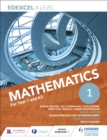 Image for Edexcel A level mathematicsYear 1 (AS)