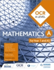 Image for OCR A level mathematicsYear 1 (AS)