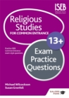 Image for Religious studies for common entrance 13+ exam practice questions