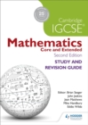 Image for Cambridge IGCSE mathematics: Study and revision guide