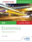 Image for OCR A-level economics.: (Student guide)