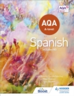 Image for AQA A-level Spanish  : includes AS