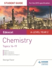 Image for Edexcel A-level chemistryStudent guide 4,: Topics 16-19