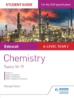 Image for Edexcel A-level chemistry.: (Topics 16-19) : Student guide 4,