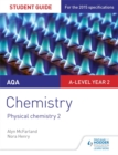 Image for AQA A-level chemistryStudent guide 3,: Physical chemistry 2