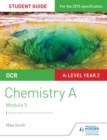 Image for OCR chemistry A.: (Student guide)