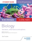 Image for WJEC/Eduqas A-level biology. : Unit 4