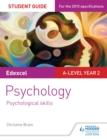 Image for Edexcel A-level psychology.: (Psychological skills)