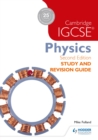 Image for Cambridge IGCSE physics study and revision guide