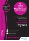 Image for Advanced Higher physics 2015/16