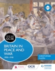 Image for Britain in peace and war, 1900-1918