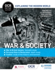 Image for War & society, personal rule to restoration and the historic environment