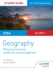 Image for CCEA A-level geography. : A2 unit 1