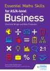 Image for Essential maths skills for AS/A level business